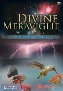 Copertina DVD Divine Meraviglie
