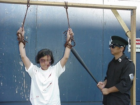 """acat 15 luglio La Cina """"continua a usare la tortura in carcere"""""""